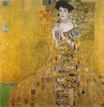 Adele Bloch-Bauer I Gustav Klimt